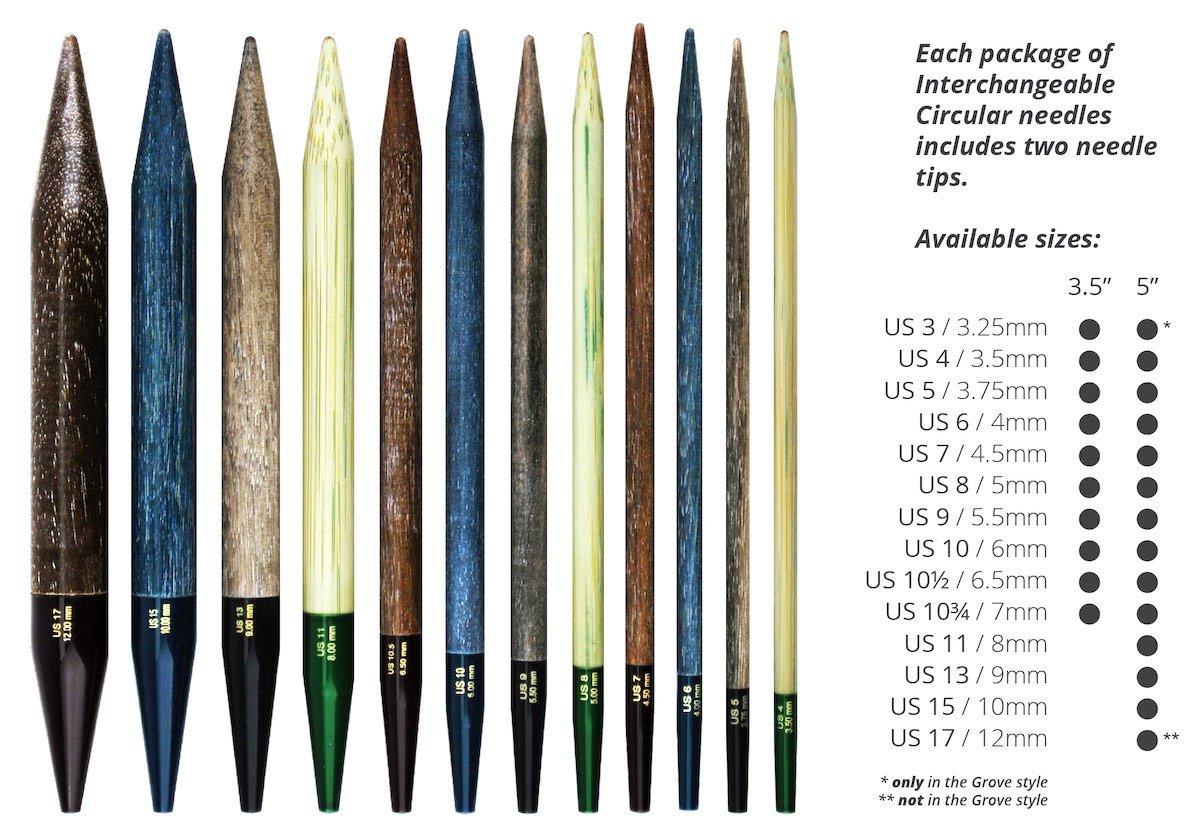 Lykke Driftwood 5 IC Needle Tips
