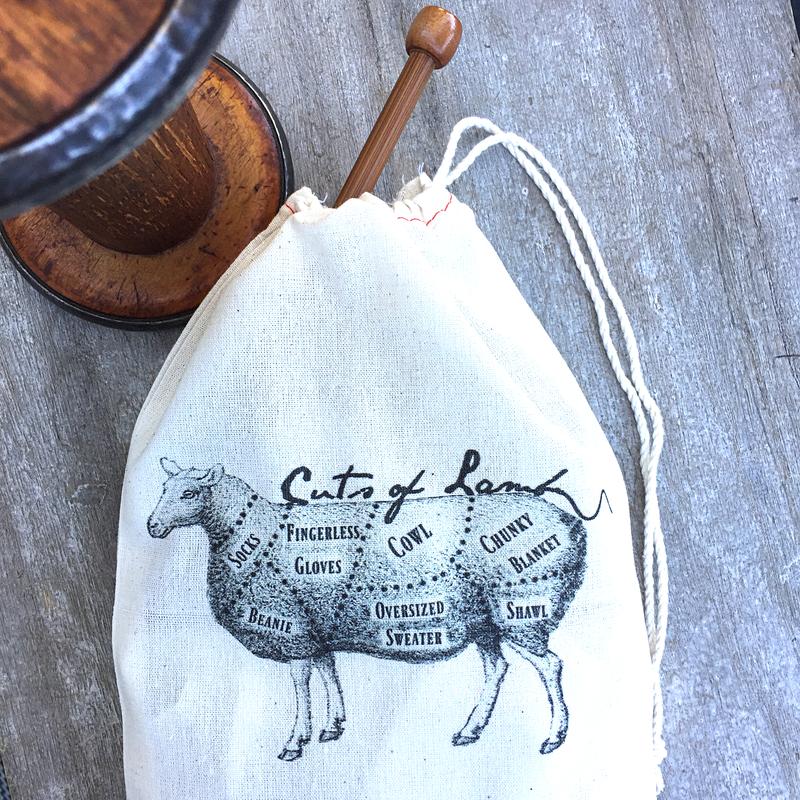 Cuts of Lamb Project Bag