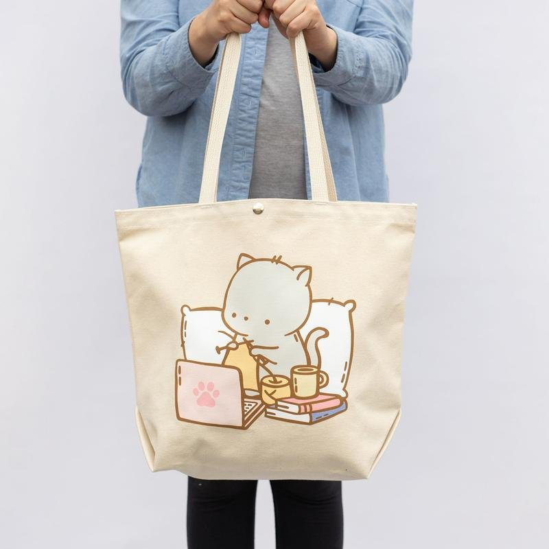 Clever Clove Tote Bag