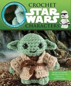 Crochet Star Wars Characters Kit