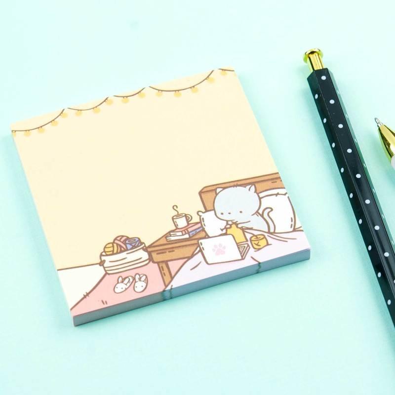 Clever Clove Sticky Notes