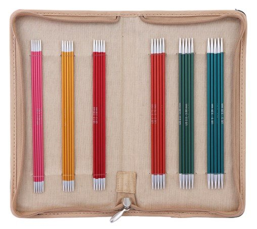 Knitter's Pride Zing Double Pointed Set