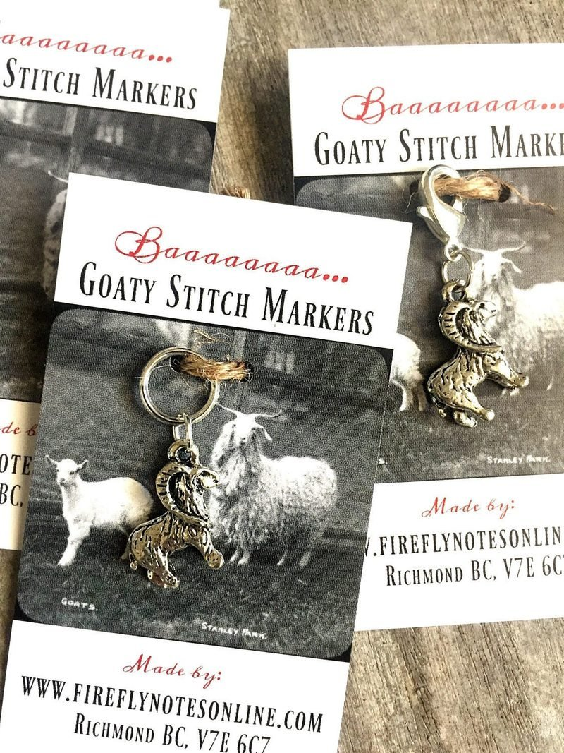 Firefly Notes Stitch Markers Assorted
