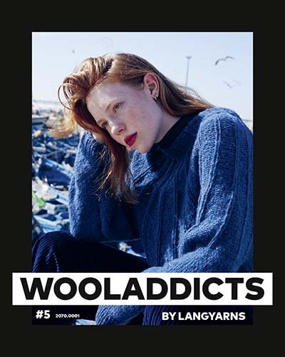 WoolAddicts Book - Volume 5