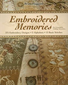 10876 Embroidered Memories by Brian Haggard