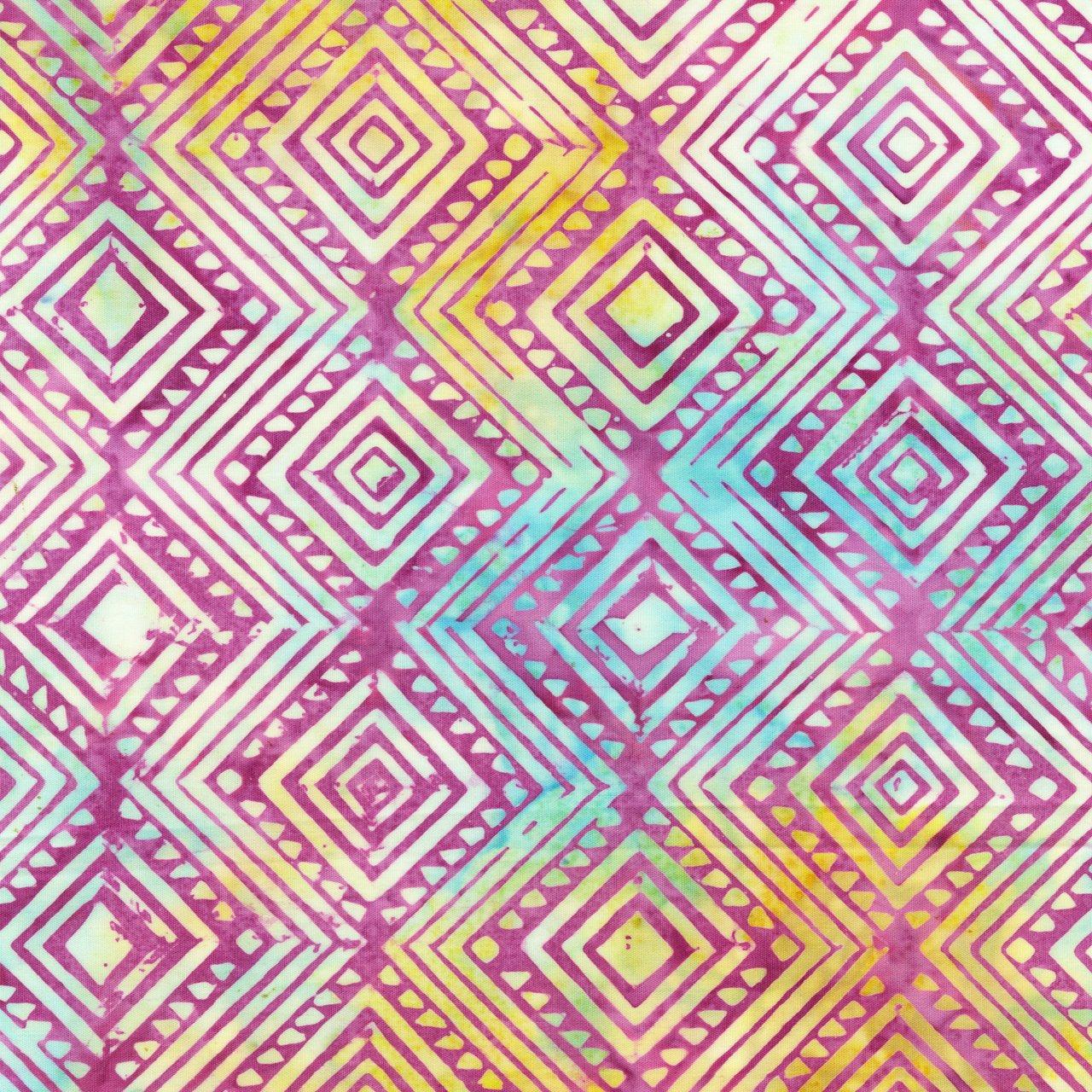 2043Q-X Multi Art Inspired Light Iris, 1924 by Anthology Fabrics