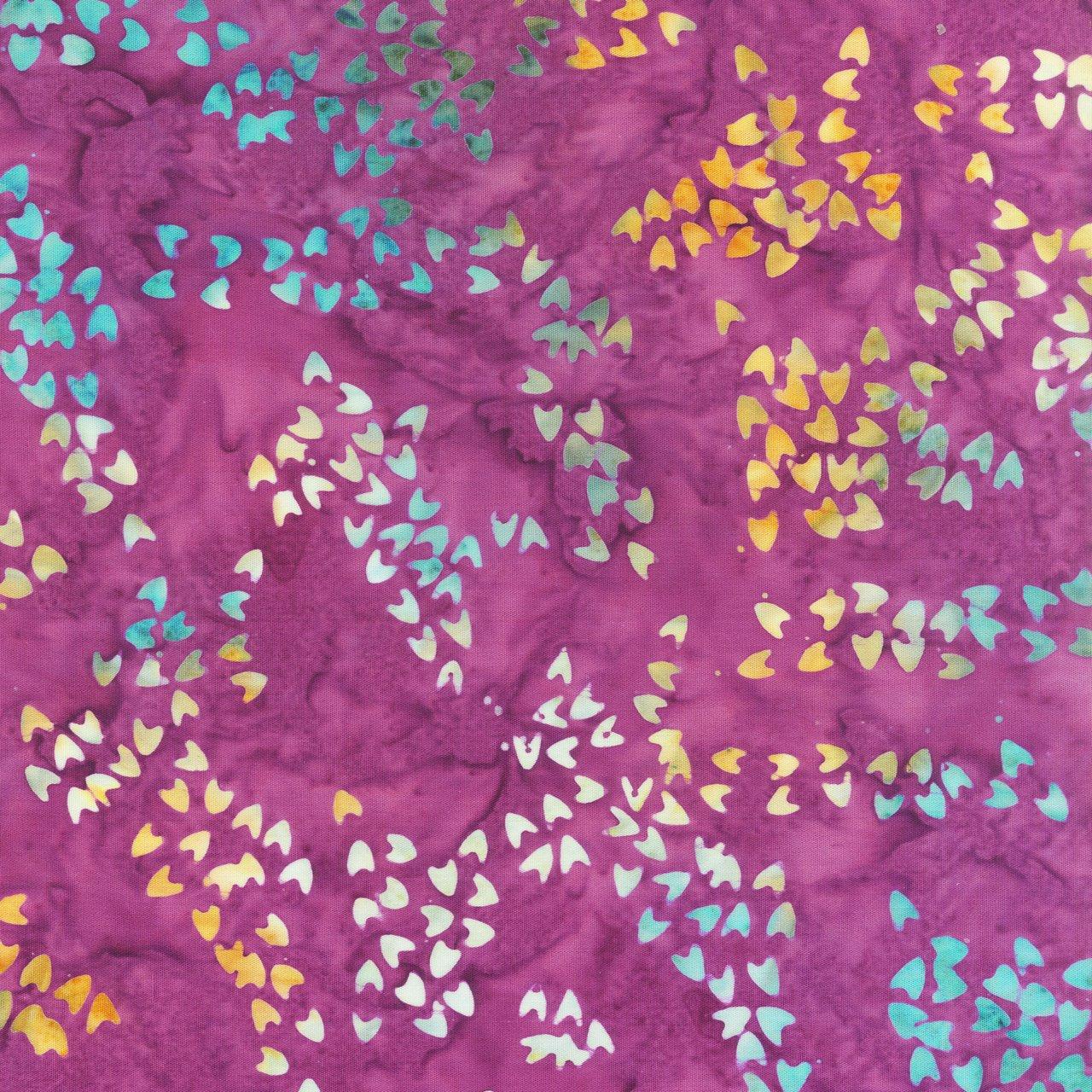2045Q-X Art Inspired Light Iris, 1924 by Anthology Fabrics