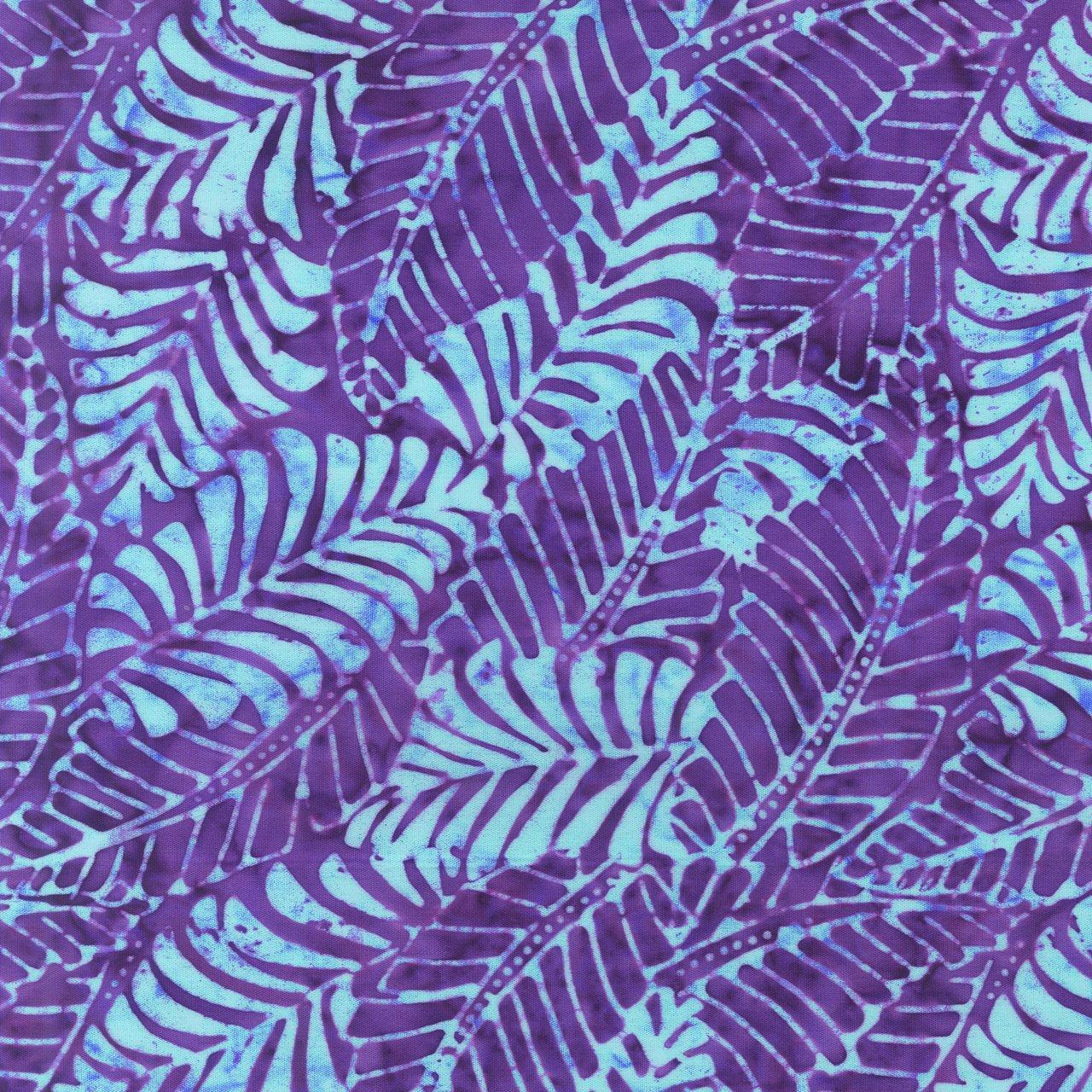 2050Q-X Art Inspired Light Iris, 1924 by Anthology Fabrics