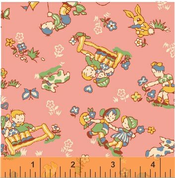 30609-2 Storybook VII by Windham Fabrics