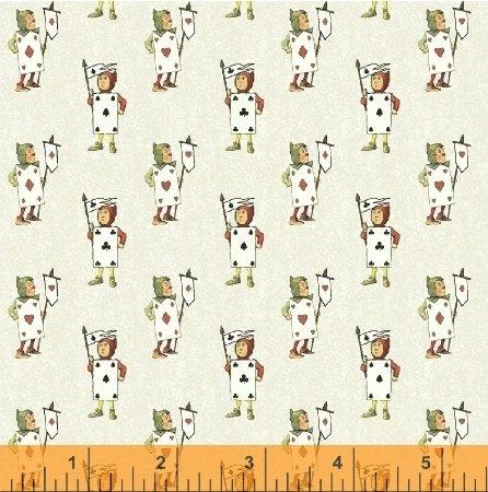 30853-6 Adverntures in Wonderland by Windham Fabrics