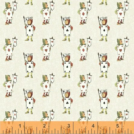 30853-6 Adventures in Wonderland by Windham Fabrics