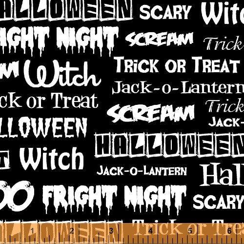 33659-1 Fright Night by Windham Fabrics