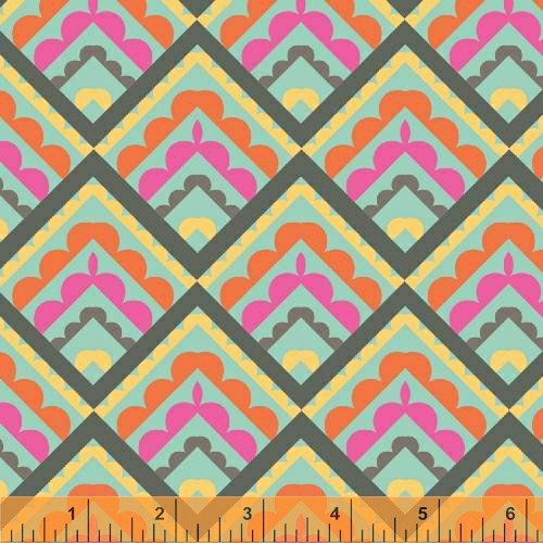33805-3 Cabana Blooms by Iza Pearl Designs for Windham Fabrics