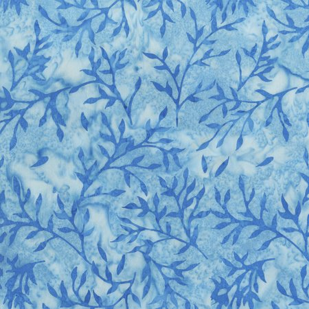 340Q-12 Sky by Jacqueline De Jonge for Anthology Fabrics