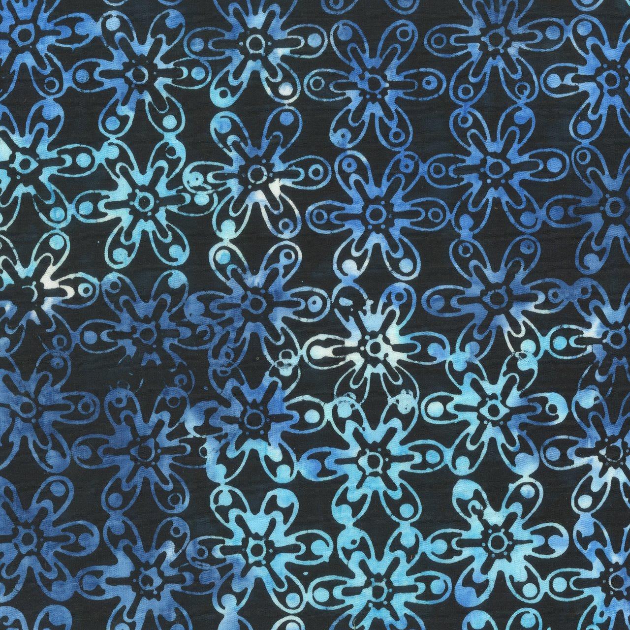 342Q-8 Sky by Jacqueline De Jonge for Anthology Fabrics