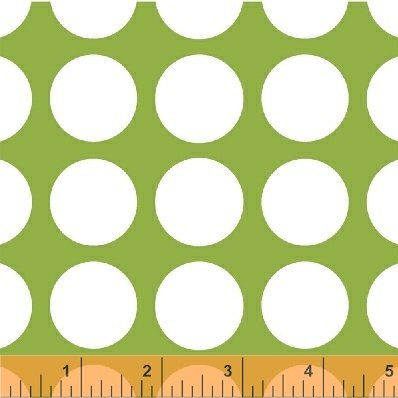 35187-3 Multi Dot designed by French Bull for Windham Fabrics.