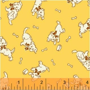 36081-2 Storybook Classics by Whistler Studios for Windham Fabrics
