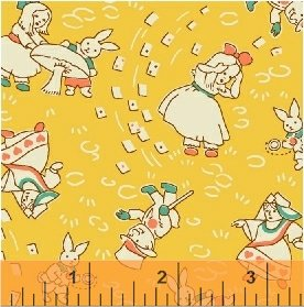 36083-2 Storybook Classics by Whistler Studios for Windham Fabrics