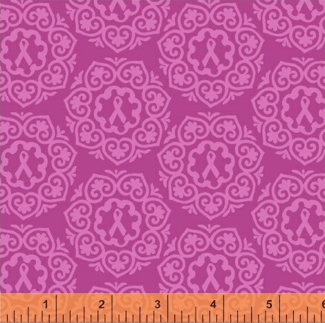 36410-1 Project Pink by Rosemarie Lavin for Windham Fabrics