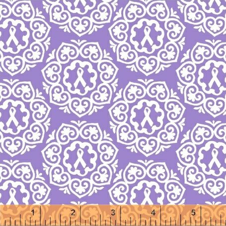 36410-4 Project Pink by Rosemarie Lavin for Windham Fabrics