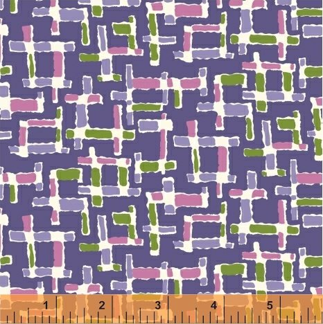 37083-5 Downtown by LB Krueger for Windham Fabrics