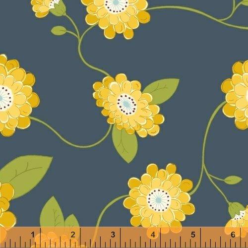 37100-3 Wallflowers by Allison Harris for Windham Fabrics