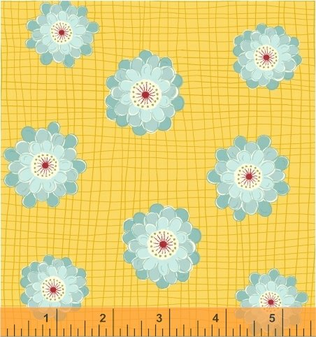 37102-5 Wallflowers by Allison Harris for Windham Fabrics