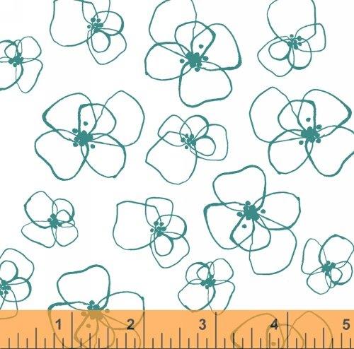 37120-6 Mormor designed by Lotta Jansdotter for Windham Fabrics