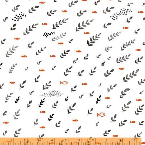 39329-5 Swim Team designed by Dinara Mirtalipova for Windham Fabrics