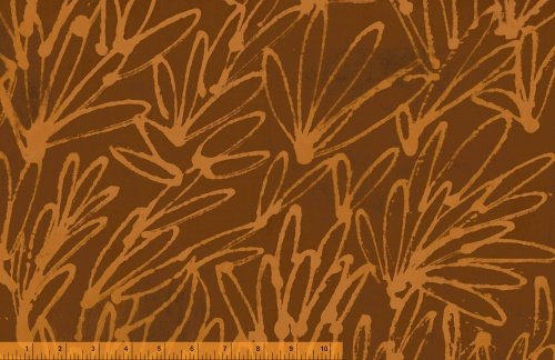 39438-14 Botanicals designed by Marcia Derse for Windham Fabrics