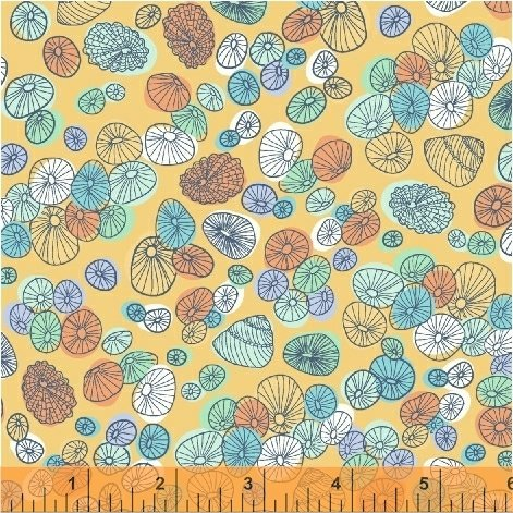 40006-6 Tidal Lace by Windham Fabrics