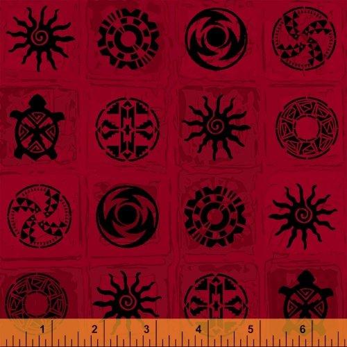 40115-4 Hopi Trail by Windham Fabrics