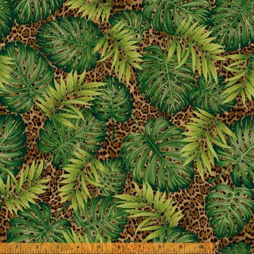 40255-X Jungle Minis by Windham Fabrics