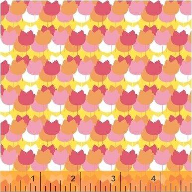 40378-4 Spring Bloom by Amanda Caronia of Bella Caronia for Windham Fabrics