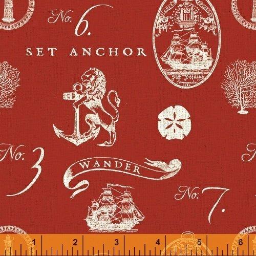 40430-1 Hidden Cove by Windham Fabrics