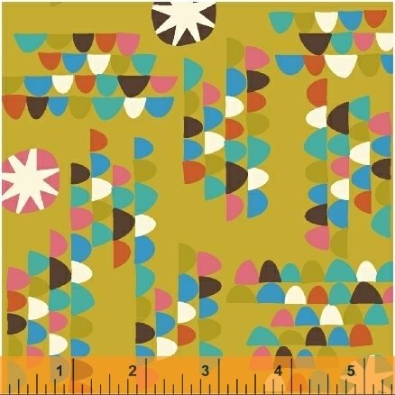 40781-1 A Nod to Mod by Windham Fabrics
