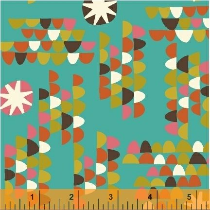 40781-2 A Nod to Mod by Windham Fabrics