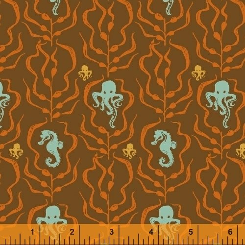 40940-9 Mendocino designed by Heather Ross for Windham Fabrics