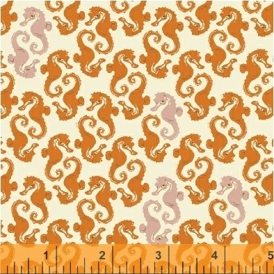 40941-15 Mendocino designed by Heather Ross for Windham Fabrics