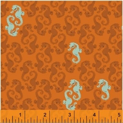 40941-8 Mendocino designed by Heather Ross for Windham Fabrics
