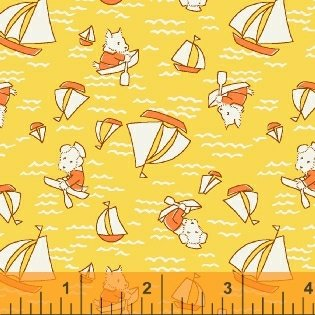 41077-3 Storybook Vacation by Windham Fabrics