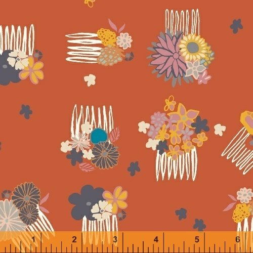 41241-1 Good Hair Day by Windham Fabrics
