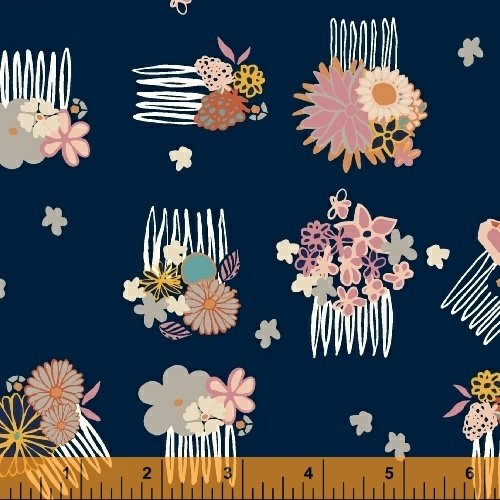 41241-2 Good Hair Day by Windham Fabrics