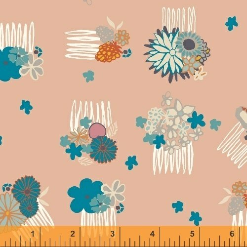 41241-3 Good Hair Day by Windham Fabrics