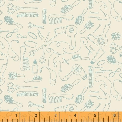 41244-12 Good Hair Day by Windham Fabrics