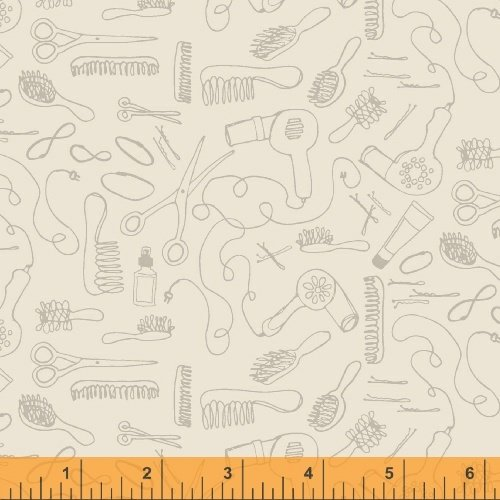 41244-8 Good Hair Day by Windham Fabrics