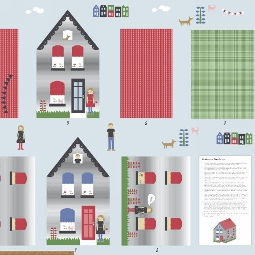 41280P-X Neighborhood by Windham Fabrics