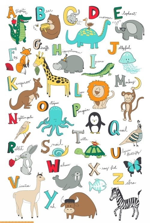 41322P-X A to Zoo By Windham Fabrics