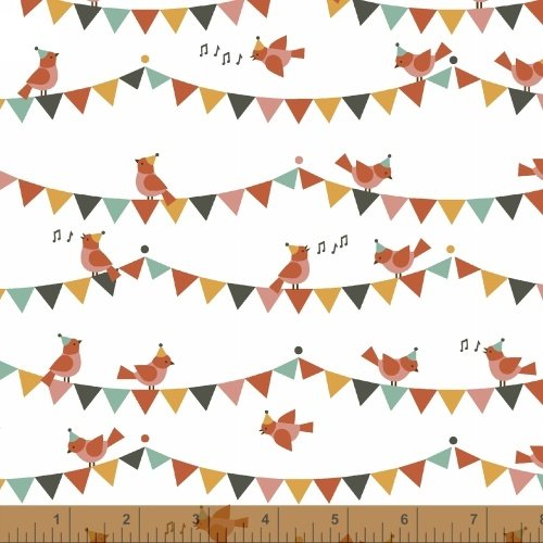 41509-X Party Animals by Windham Fabrics