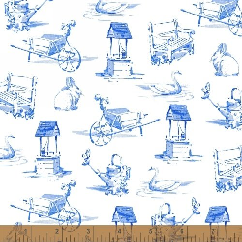 41573-X Annebelle by WIlliamsburg for Windham Fabrics